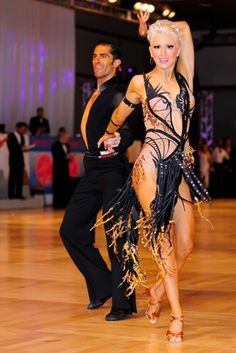 a rhythm/latin showstopper!