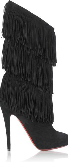 fringe isnt really my thing but these are too cute!