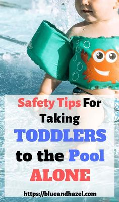 Must read toddler safety tips for the pool when taking kids by yourself! See how to keep little kids safe in the pool, signs of drowning, plus a pool packing checklist! Games For Toddlers, Parenting Toddlers, Summer Activities For Kids, Parenting Hacks, Gentle Parenting, Summer Kids, Toddler Play, Toddler Preschool, Toddler Activities