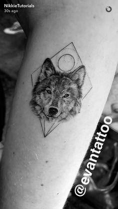 Nikkietutorials new tattoo