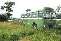 Abandoned Vehicles, Abandoned Cars, Public Transport, Coaches, Buses, Bristol, Transportation, Scrap, Europe