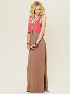 FP Beach Emma Too Fer Dress at Free People Clothing Boutique