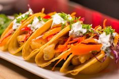 Black Beer Fish Tacos Black Beer Batter Fish with a Spicy Pepper Coleslaw topped with cilantro tequila sour cream and Jalapeño Relish. Jalapeno Relish, Beer Battered Fish, Fish Tacos, Coleslaw, Cilantro, Sour Cream, Spicy, Lounge, Stuffed Peppers