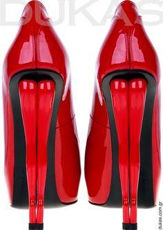 dukas shoes incredible leg heel