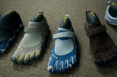 Is Barefoot-Style Running Best? New Studies Cast Doubt.  Yet another fad ends up being a load of hooey