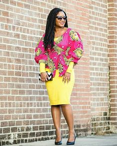 Most stylish collection of ankara short gown styles of 2019 trending today, try these short ankara gown styles Unique Ankara Styles, Beautiful Ankara Styles, Latest Ankara Styles, Beautiful Outfits, Latest Ankara Short Gown, Ankara Short Gown Styles, African Women, African Fashion, Ankara Peplum Tops