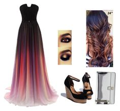 """Evening out"" by heart0296 ❤ liked on Polyvore featuring Miu Miu"