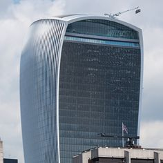 The Walkie Talkie is reportedly channelling gusts of wind strong enough to knock people over.