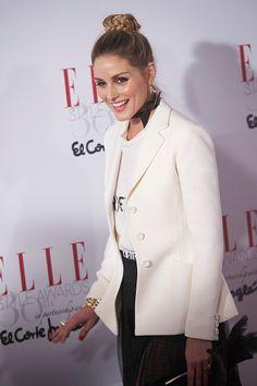 Olivia Palermo attends ELLE Magazine 30th anniversary party at Circulo de Bellas Artes Club on October 26 2016 in Madrid Spain