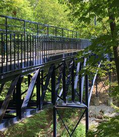 GVSU bridge