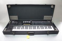MATRIXSYNTH: 1980's Yamaha DX7 II FD FM Synthesizer Keyboard Mi...