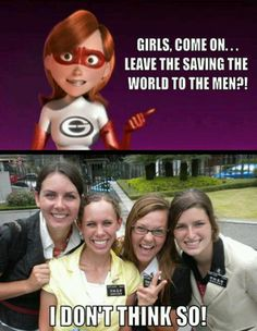 Love this so much! Especially because for girls camp our superhero is elasta girl.