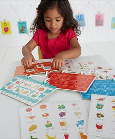 Shopping Bingo Game