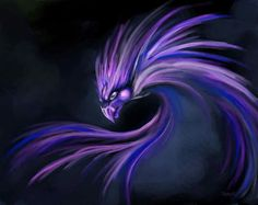 d06edaafcd Purple Phoenix Greek Mythological Creatures