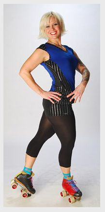 Team: Delta Delta Di, Supernovas    Number: 86    Positions: Jammer, Pivot, Blocker    NSRG Class of 2009    Former Member Minnesota Roller Girls 2004 - 2009  Formally Jawbreaker