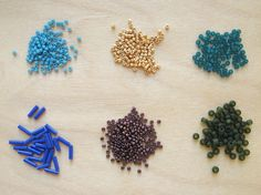 Basics of SeedBeads - Luxe DIY - How Did You Make This?