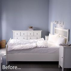 Before & After(s): 1 Bedroom, 5 Different IKEA Makeovers