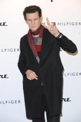 Matt Smith 'Can't Be Bothered' With Twitter