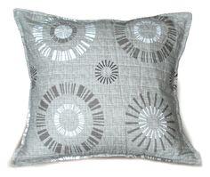 Tache 100% Cotton 2 Piece Starburst Cushion Cover