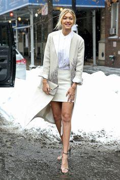 #Gigi #Hadid | Inspiration for #editorial #fashion #photographer #Drew #Denny #model #makeup #hair #wardrobe #style #beauty #designer
