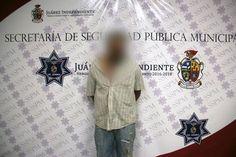 Detienen a narcomenudista de cristal con 22 dosis en la colonia Fidel Ávila en Juárez   El Puntero