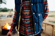 topo-designs:  Topo Designs Puffer Vest Coming soon!