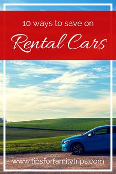 Do you need a rental car for your next trip? In this post, I share my top tips for finding the best rental car prices. There are lots of ways to save! Travel Route, Travel Tips, Budget Travel, Travel Deals, Travel Hacks, Vacations To Go, Vacation Trips, Vacation Destinations, Car Rental Deals