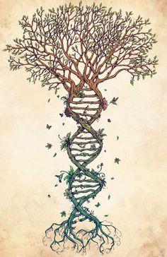 #tree of #life #tattoo