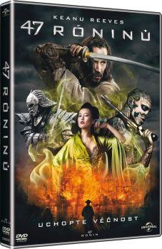 Film 47 Róninů DVD. 47 Ronin dvd.