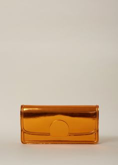 Dries Van Noten Rectangular Pouch (Orange)
