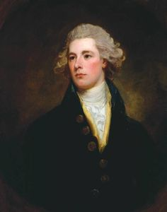 William Pitt the Younger by George Romney, c1783