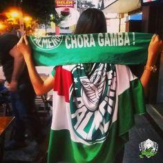 Chora concorrência!!! Palmeiras, o maior do Brasil!