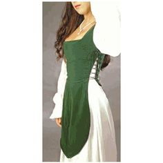 midevil wemons clothing | German Gown Inset - Medieval Renaissance Clothing, Costumes