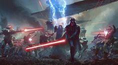 Images Star Wars, Star Wars Pictures, Vader Star Wars, Darth Vader, Gato Anime, Star Wars Novels, Star Wars Concept Art, Star Wars Wallpaper, Cartoon Wallpaper