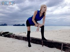 Sanji (female ver.) One Piece cosplay by MartyCos-Art