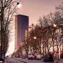 La Tour Montparnasse, Manhattan à Paris!