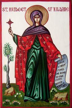 Saint Bridget (Brigid) of Kildare