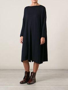 Daniela Gregis Oversized Knit Dress - Tessabit - Farfetch.com