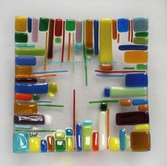 Stained Glass art Contemporary - Fused Glass art Birds - - Recycled Glass art Projects - Stained Glass art For Beginners - Slumped Glass, Fused Glass Plates, Fused Glass Jewelry, Fused Glass Art, Glass Dishes, Stained Glass Art, Mosaic Glass, Glass Bowls, Mosaic Mirrors