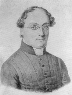 Johan Ludvig Runeberg 1849 - Suomen kansallisrunoilija Johan Ludvig Runeberg (1804 Pietarsaari-1877 Porvoo) oli suomenruotsalainen runoilija,kirjailija ja toimittaja, jonka tuotanto on hyvin isänmaallista.Hän on ollut arvostettu myös Ruotsissa ja hänen tuotantonsa vaikutti suuresti koko ruotsinkieliseen kirjallisuuteen.Runeberg suoritti ylioppilastutkinnon Turussa 1822  ja aloitti 1823 Turun akatemiassa filosofian opinnot.
