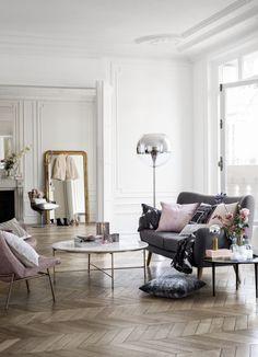 stijlvolle parketvloer; zie ook onze collectie op http://dutchdesignflooring.nl/hongaarse-punt/