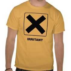 IRRITANT - Light T-Shirts