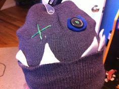 Handmade Monster Hat! LOVE IT!