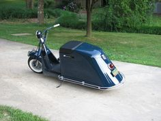 Image detail for -Anybody remember Cushman Scooters? - Page 3 - Pashnit Motorcycle Forum