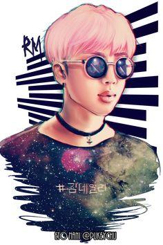 eto-nani.tumblr.com || BTS Rap Monster || Bangtan Boys Kim Namjoon