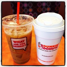 Iced or Hot Coffee?
