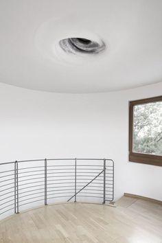 John Von Bergen - Chronic #9 - ceiling black hole