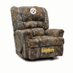 sc 1 st  Pinterest & Big Daddy Recliner | Pittsburgh STEELERS | Pinterest | Big daddy islam-shia.org