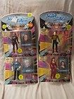 LOT OF 4 STAR TREK THE NEXT GENERATION DATA TROI BENZITE K'EHLEYR ACTION FIGURES