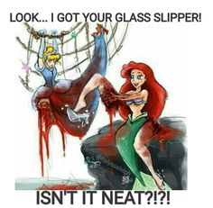 I got your glass slipper Cinderella.....   Memes by @itslyssaleigh